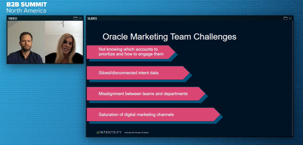 screen shot from forrester case study